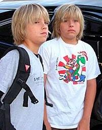The Sprouse Twins
